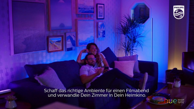 Philips - Hue - Ambience Video 17