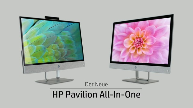 HP - Pavilion All-in-One Video 3