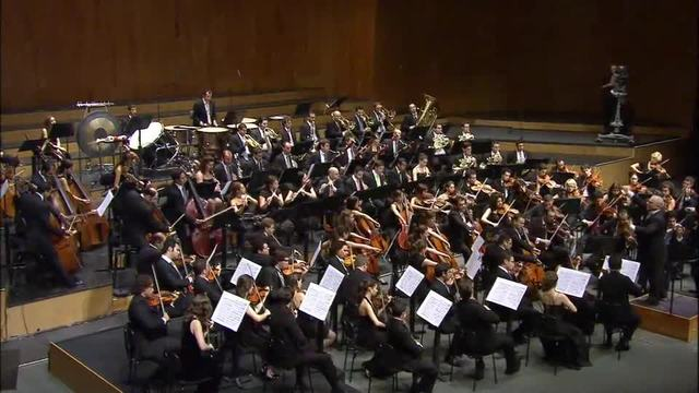 Daniel Barenboim, West Eastern Divan Orchestra - The Salzburg Concerts Video 3