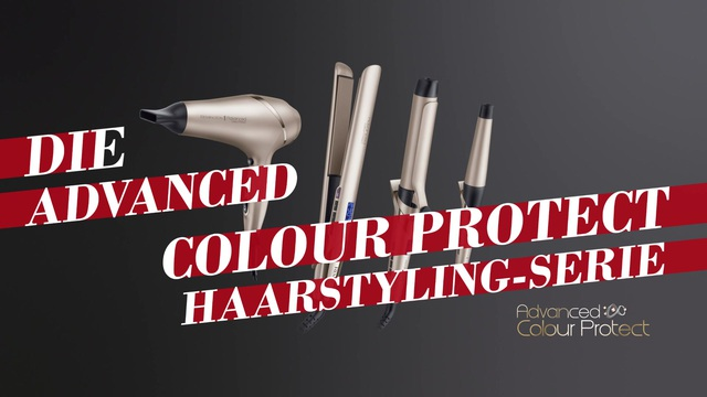 Remington - Advanced Colour Protect Haarstyling-Serie Video 7