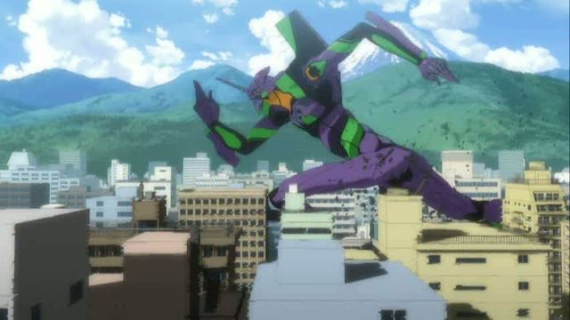 Evangelion 2.22 - You can (not) advance Video 3
