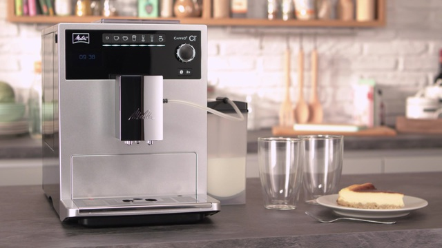 Melitta - Caffeo CI - Intuitive Bedienung Video 5