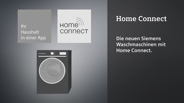 Siemens - Home Connect - EasyStart Video 9
