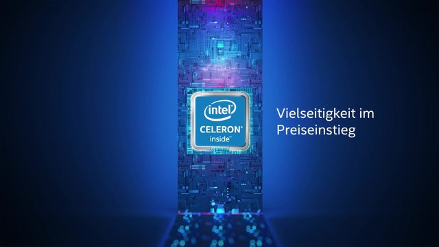 Intel - Celeron Prozessoren Video 3