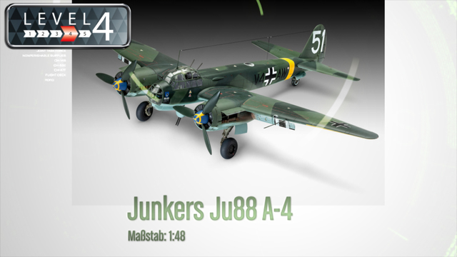 Revell - Junkers Ju88 A-4 Video 3