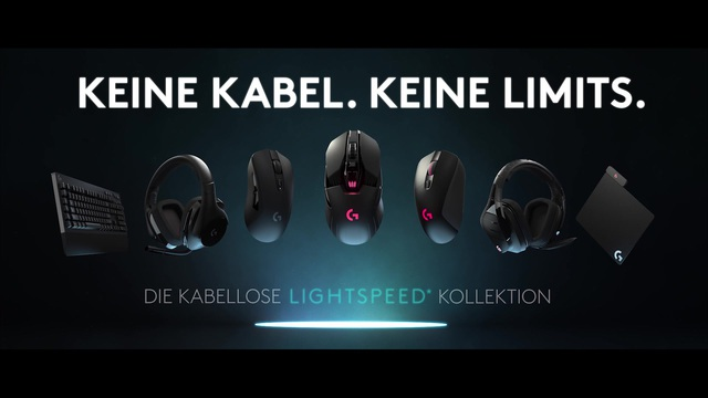 Logitech - Lightspeed Kollektion Video 13