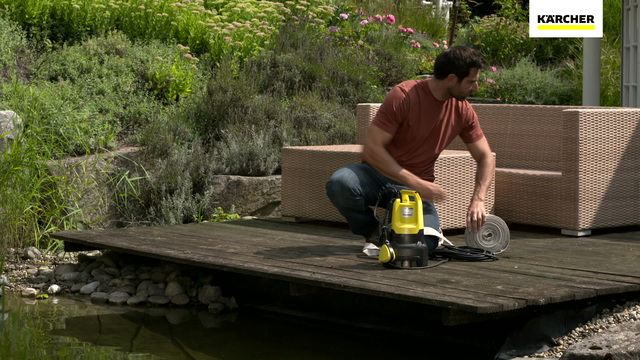 Submersible dirty water pumps Video 5