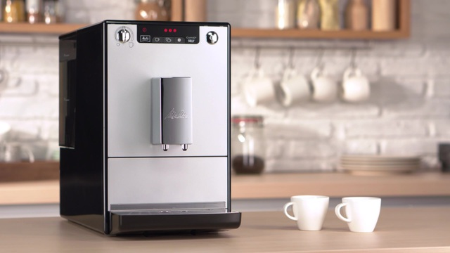 Melitta - Caffeo Solo - Intuitive Bedienung Video 6
