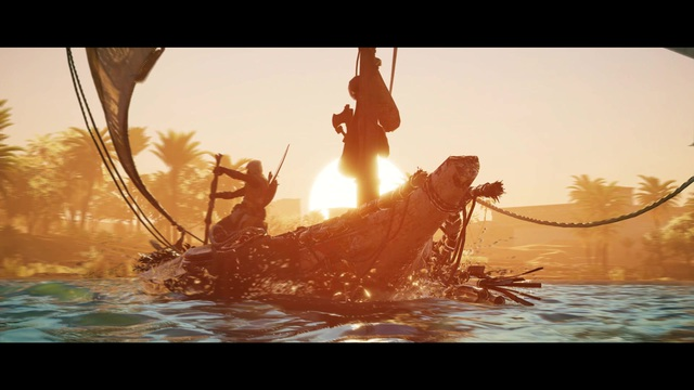 Assassin's Creed Origins Video 4
