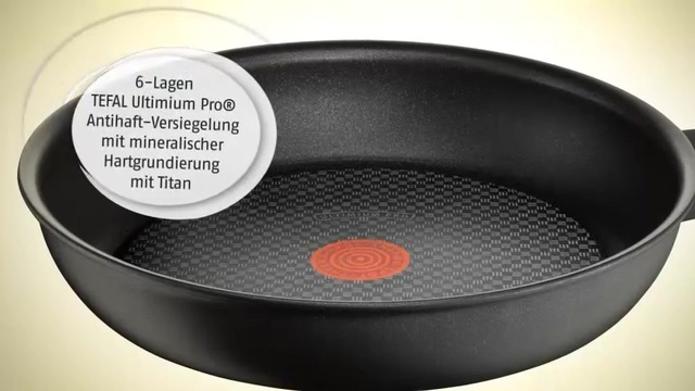 Tefal - Talent Pfannen Video 8