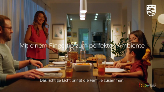 Philips - Hue - Dinner Time Switch Video 14