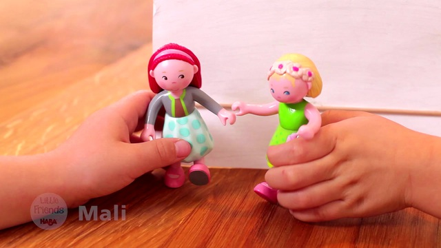 HABA Little Friends Mali (deutsch)