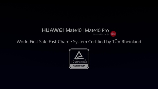 Huawei - Mate 10 Pro (Fast Charge System) Video 15